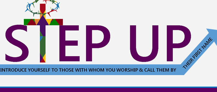 Step Up Into Lent