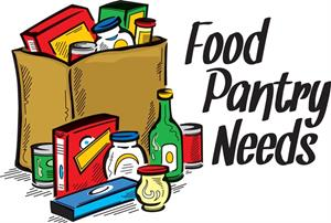 SCL Monthly Food Collection