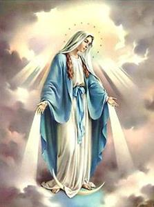 The Assumption of Mary Holy Day