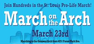 March on the Arch!