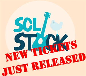 SCL STOCK - GET YOUR TICKETS TODAY!