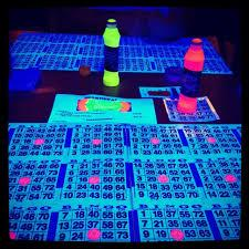 Knights of Columbus Black Light Bingo- April 18th- Register NOW!