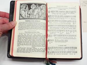 Old Missals, Bibles, Books, Rosaries etc Collection