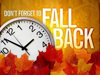 Don't Forget to Change Your Clocks