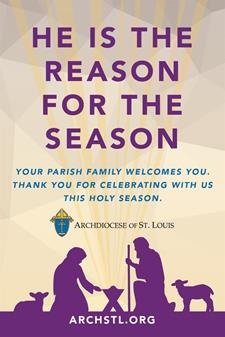 Happy Advent from the Archdiocese of St. Louis