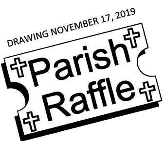 IT'S THIS WEEKEND Don't forget to purchase your Raffle Ticket....