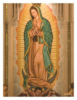Prayer to Our Lady of Guadalupe