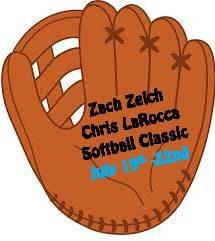 Zach Zelch & Chris LaRocca Memorial Softball Classic