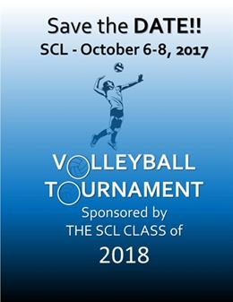 Adult Volleyball Tournament-Sponsored by the 8th Grade