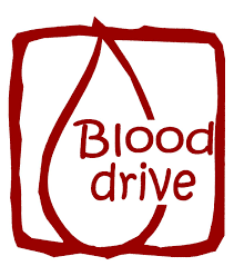 SCL Blood Drive- THIS MONDAY