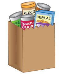 Monthly Food Collection