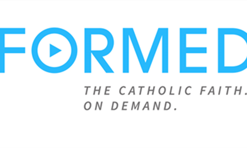 FORMED  is Here - Catholic Faith on Demand