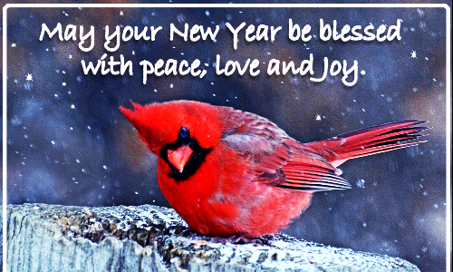 Blessings to you and yours.