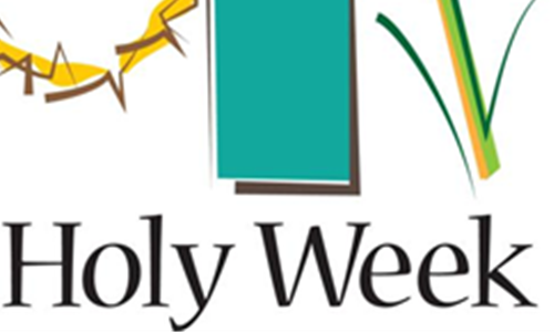PARISH OFFICE HOURS - HOLY WEEK