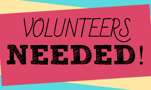 VOLUNTEERS NEEDED TO USHER AT MASSES