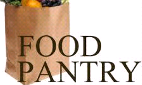 UPDATE ON SCL PARISH FOOD PANTRY